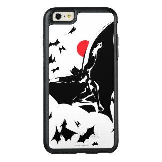 Justice League | Batman in Cloud of Bats Pop Art OtterBox iPhone 6/6s Plus Case