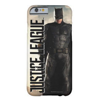 Justice League   Batman On Battlefield Barely There iPhone 6 Case