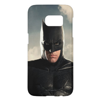 Justice League | Batman On Battlefield Samsung Galaxy S7 Case