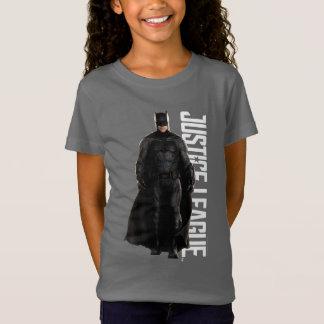 Justice League   Batman On Battlefield T-Shirt