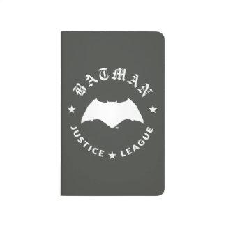 Justice League   Batman Retro Bat Emblem Journal