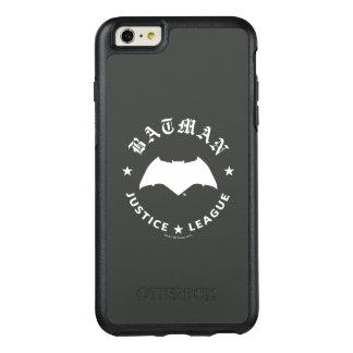 Justice League | Batman Retro Bat Emblem OtterBox iPhone 6/6s Plus Case
