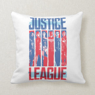 Justice League Throw Pillows : Superman Logo Decorative Pillows Zazzle.ca