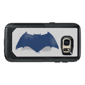 Justice League | Brush & Halftone Batman Symbol OtterBox Samsung Galaxy S7 Case