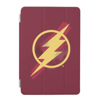 Justice League   Brush & Halftone Flash Symbol iPad Mini Cover