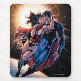 Justice League Comic Cover #12 Variant Mouse Pad