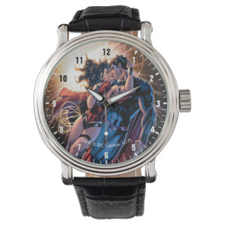 Justice League Comic Cover #12 Variant Wristwatch
