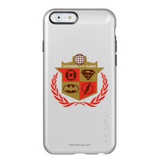 Justice League Defenders of the Planet Incipio Feather® Shine iPhone 6 Case