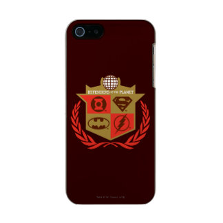 Justice League Defenders of the Planet Incipio Feather® Shine iPhone 5 Case