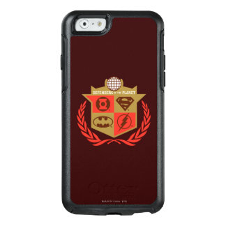 Justice League Defenders of the Planet OtterBox iPhone 6/6s Case