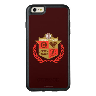 Justice League Defenders of the Planet OtterBox iPhone 6/6s Plus Case