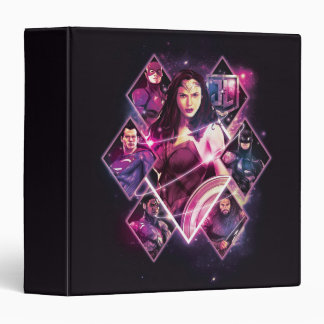 Justice League | Diamond Galactic Group Panels Binders