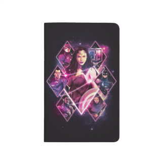 Justice League | Diamond Galactic Group Panels Journal