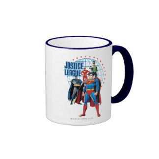 Justice League Global Heroes Mugs