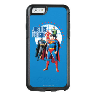 Justice League Global Heroes OtterBox iPhone 6/6s Case