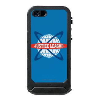 Justice League Globe Logo Incipio ATLAS ID™ iPhone 5 Case