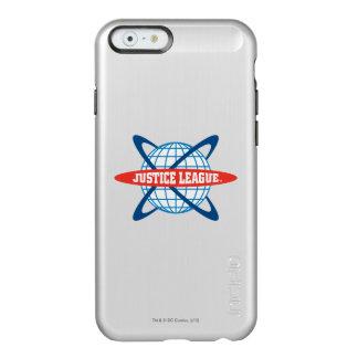 Justice League Globe Logo Incipio Feather® Shine iPhone 6 Case