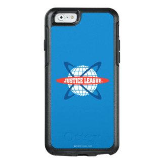 Justice League Globe Logo OtterBox iPhone 6/6s Case