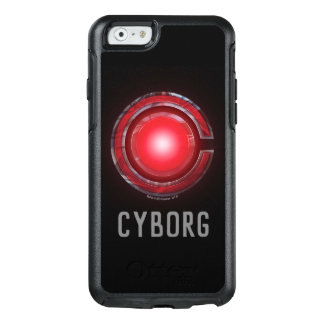 Justice League | Glowing Cyborg Symbol OtterBox iPhone 6/6s Case