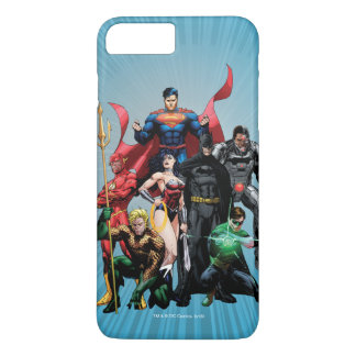 Justice League - Group 2 iPhone 7 Plus Case
