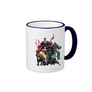 Justice League - Group 2 Mug