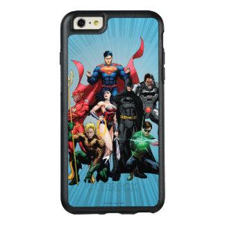 Justice League - Group 2 OtterBox iPhone 6/6s Plus Case