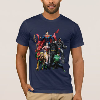 Justice League - Group 2 T-Shirt