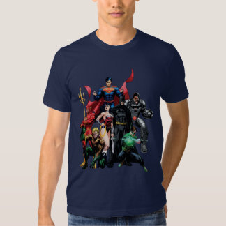 Justice League - Group 2 Tee Shirt