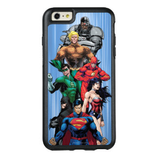 Justice League - Group 3 OtterBox iPhone 6/6s Plus Case