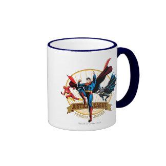 Justice League Heroes United Mugs