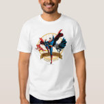 Justice League Heroes United T Shirts