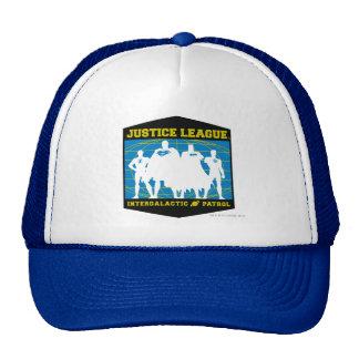 Justice League Intergalactic Patrol Trucker Hat