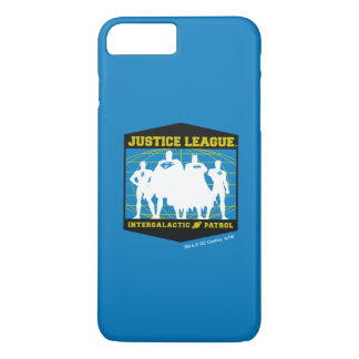Justice League Intergalactic Patrol iPhone 7 Plus Case