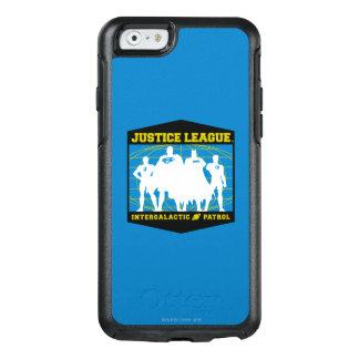 Justice League Intergalactic Patrol OtterBox iPhone 6/6s Case
