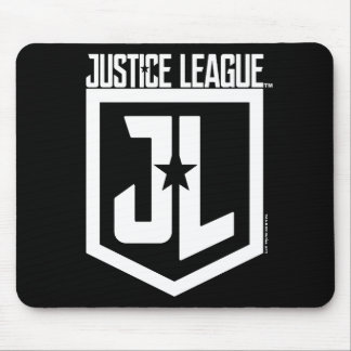 Justice League | JL Shield Mouse Pad