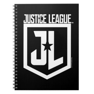 Justice League | JL Shield Notebook