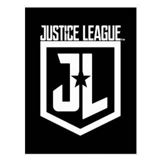 Justice League | JL Shield Postcard