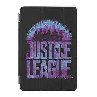 Justice League   Justice League City Silhouette iPad Mini Cover