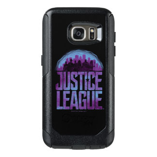 Justice League | Justice League City Silhouette OtterBox Samsung Galaxy S7 Case