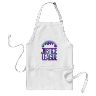 Justice League | Justice League City Silhouette Standard Apron