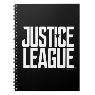 Justice League | Justice League Logo Notebook