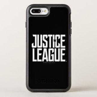 Justice League | Justice League Logo OtterBox Symmetry iPhone 8 Plus/7 Plus Case