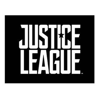 Justice League | Justice League Logo Postcard