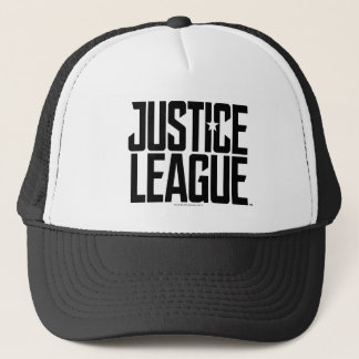 Justice League   Justice League Logo Trucker Hat