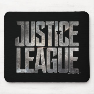 Justice League | Justice League Metallic Logo Mouse Pad