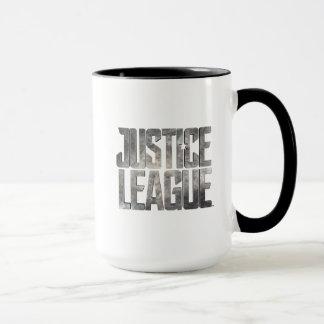 Justice League | Justice League Metallic Logo Mug