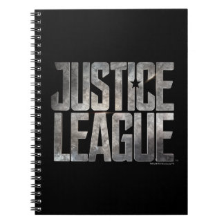 Justice League | Justice League Metallic Logo Notebook