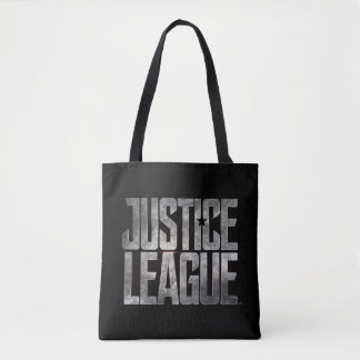 Justice League | Justice League Metallic Logo Tote Bag