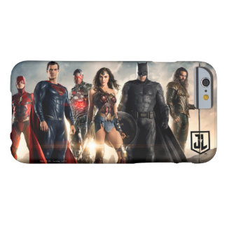 Justice League | Justice League On Battlefield Barely There iPhone 6 Case
