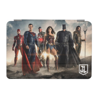 Justice League | Justice League On Battlefield iPad Mini Cover